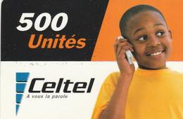 Congo (Kinshasa)- Celtel - Boy (31/12/2003) - Congo