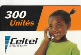 Congo (Kinshasa)- Celtel - Girl (31/12/2003) - Congo