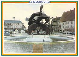 "27 - Le Neubourg - Statue ""L'Envol"" - Le Neubourg"
