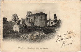 CPA Malzieu Chapelle De St Jean Baptiste FRANCE (1090795) - Otros Municipios