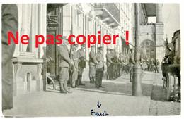 PHOTO - LES GENERAUX FRENCH ET JOFFRE A HAZEBROUCK PRES DE STRAZEELE - MERVILLE NORD  - GUERRE 1914 1918 - 1914-18