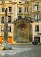33 - Bordeaux - La Place Saint Projet Et La Fontaine - Bordeaux