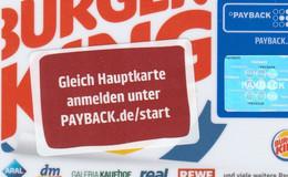 Germany  - Loyality Card - Payback - Burgrer King - 16002340 (Hauptkarte) - Other