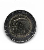 EURO/COMMEMO. PAYS-BAS 2013 Abdication De Béatrix De Hollande En Faveur De Son Fils W.Alexander / 2 Euros De Circulation - Netherlands