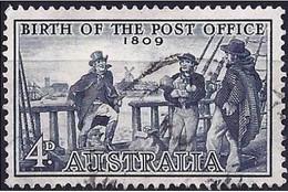 Australia 1959 - Mi 293 - YT 260 (  Isaac Nichols ) - Used Stamps