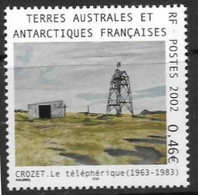 2002French Antarctic Territory482Crozet Cable Car - Neufs