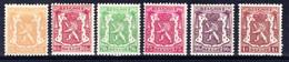 710/15** Petit Sceau De L'État Type De 1935  Neuf Sans Charnières - Cote 6,50 € - 1935-1949 Sellos Pequeños Del Estado