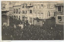 25 -- DOUBS -- BESANÇON --  L INVENTAIRE A ST JEAN LE 12 FEVRIER 1906 - Besancon