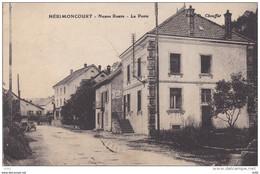 DOUBS HERIMONCOURT NEUVE ROUTE LA POSTE - Other Municipalities