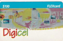 Jamaica - Digicel - FLEXcard $100 - Jamaïque