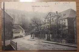 Carte Postale Longwy Bas La Faïencerie 1908 - Longwy