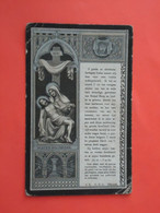 Karel Deceuninck - Defrance Geboren Te Rumbeke 1845   En Overleden  1924   (2scans) - Religion & Esotericism