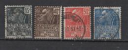 France  1930  YT/  270  - 271 - 272 - 273 - Ohne Zuordnung