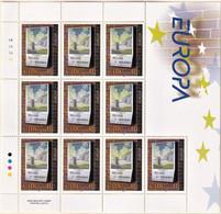 EIRE IRLANDA 2003 EUROPA CEPT  UNIF. 1516/17  MNH - 2003
