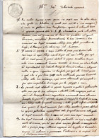 CG19 - Lett.in Carta Bollata C. 30 Da Stresa (capovolto) Per Novara + P.P. - Al Verso Data Novara 9/3 - 1. ...-1850 Prefilatelia