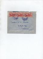 Enveloppe Du Cameroun - Brieven En Documenten