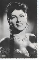 CPSM - Gina LOLLOBRIGIDA - Comédienne Des Années 50- TBE - - Artiesten