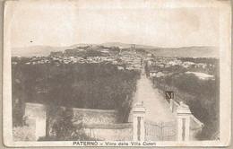 Paternò - Vista Dalla Villa Cutori - Palermo