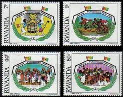 1249/1252** - Année Internationale De La Jeunesse / Internationaal Jaar Van De Jeugd / Internationales Jahr Der Jugend - 1980-89: Neufs