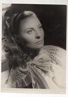 Photo  MICHELE MORGAN  (film La Symphonie Pastorale) (M1696) - Beroemde Personen