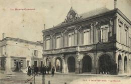 La Haute Garonne MONTASTRUC  La Mairie Annimée Labouche RV - Montastruc-la-Conseillère