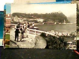 2 CARD NAPOLI NISIDA   VB1953 \ 59 HZ4606 - Napoli (Naples)