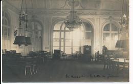 CPA 14 CABOURG Carte-Photo Le Kursaal La Salle De Jeu Casino - Cabourg