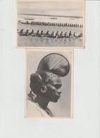 """Cameroun / Kameroen : Reclamekaart """" Ionyl -- Plasmarine """" --- Met Zegels ---2 Cp - Cameroon"""