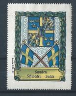 Schweden - Old Cinderella Stamp - Vignette - Sonstige