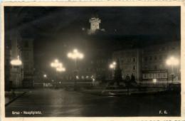 Graz Bei Nacht - Graz
