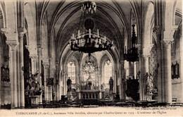 THÈROUANNE - Ville Fortifiée, Détruite Par Charles-Quint En 1553 - L'intérieur De L'Église - Other Municipalities