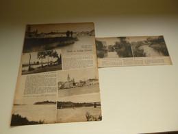 """Origineel Knipsel ( 3379 ) Uit Tijdschrift """" Zondagsvriend """" 1937 : Temsche  Temse  Tamise - Sin Clasificación"""