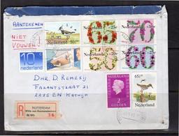 R-Rotterdam WITTE VAN HAEMSTEDESTRAAT  (BY) - Briefe U. Dokumente