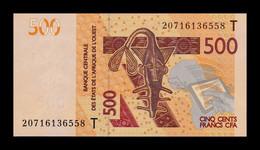 West African St. Togo 500 Francs CFA 2020 Pick 819t New SC UNC - Togo