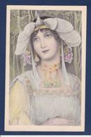CPA Vienne Type Art Nouveau Femme Women Non Circulé MM VIENNE - Mujeres