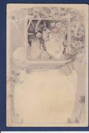 CPA Vienne Type Art Nouveau Femme Women Non Circulé MM VIENNE 166 - Mujeres
