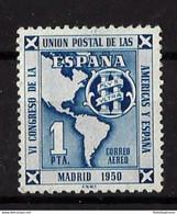 ESPAÑA **1091 Nuevo Sin Charnela. Cat.12,25 € - 1931-50 Unused Stamps