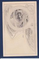 CPA Vienne Type Art Nouveau Femme Women Circulé MM VIENNE - Mujeres