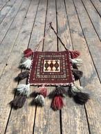 TAPIJTEN: Afghaans Tasje 20ste Eeuw - Rugs, Carpets & Tapestry