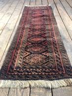 TAPIJTEN: Beloudj Uit Afghanistan. - Rugs, Carpets & Tapestry