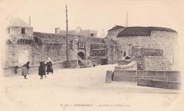 Finistère - Concarneau - La Porte De La Ville-Close - Concarneau