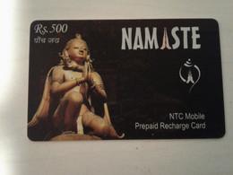 Nepal - Rare Phonecard - Népal