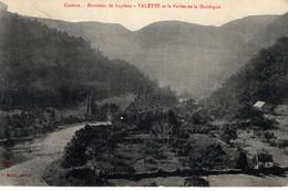 CORREZE- ENVIRONS DE LAPLEAU- VALETTE ET LA VALLEE DE LA DORDOGNE -ANIMEE - Andere Gemeenten