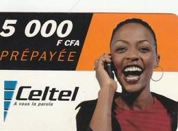 Malawi - Celtel - Woman (10/2002) - Malawi
