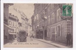 CP 74 EVIAN LES BAINS Rue Nationale - Evian-les-Bains