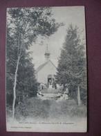 CPA 25 ROULANS Dimanche Soir à Notre Dame D'Aigremont ANIMEE 1905 Canton BAUME LES DAMES - Andere Gemeenten