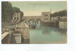 Tournai Pont Des Trous ( Péniche ) - Tournai