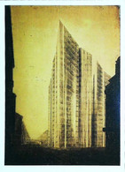 ►Ludwig Van Der ROHE - Friedrichstrasse Skyscraper Project  BERLIN MITTE 1921- Museum Of Modern Art (New York) Expo 2003 - Mitte