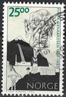 Norwegen Norway 1997. Mi.Nr. 1260, Used O - Gebraucht