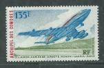 Comores P.A. N° 65 XX 1ère Liaison Directe Moroni- Hahaya-Paris Sans Charnière, TB - Unused Stamps